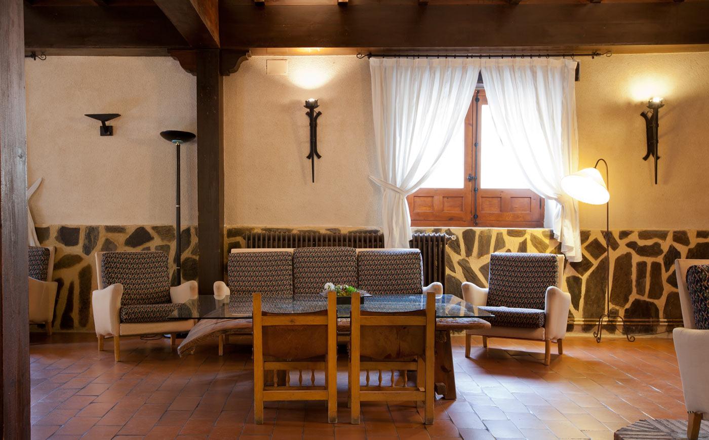 Galeria De Fotos De Sala De Estar ~ Fotos del Hotel Cueva del Fraile, Cuenca  Web Oficial